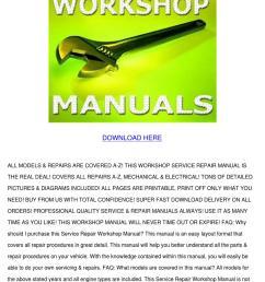 acura rl ka9 workshop manual 1996 1997 1998 1 [ 1060 x 1500 Pixel ]