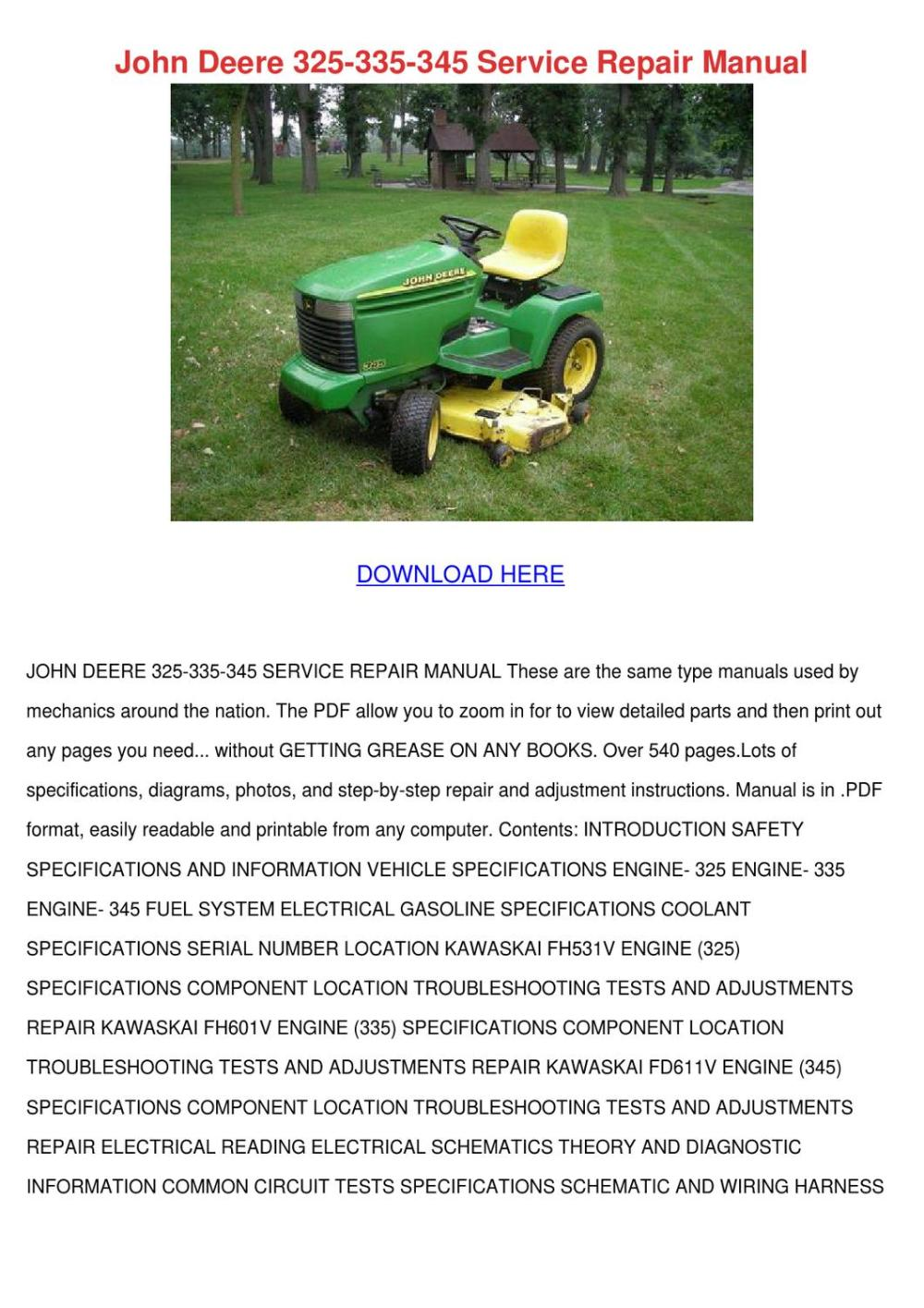medium resolution of john deere 355d wiring diagram