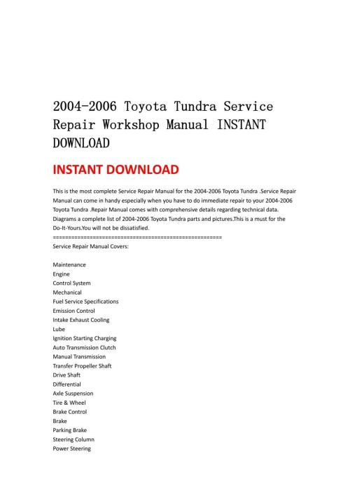 small resolution of 1990 toyota supra service repair workshop manual instant download by chen wei issuu