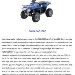 Polaris Scrambler 90 Wiring Diagram Ao Smith Ac Motor For 06 Sportsman