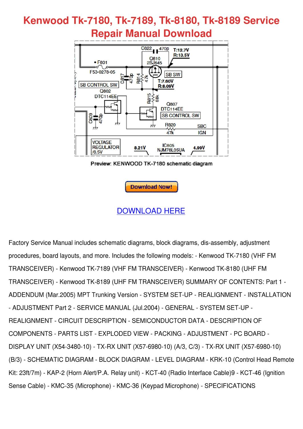 kenwood dnx5120 wiring diagram grand prix parts tk 7180 7189 8180 8189 servi by arielle