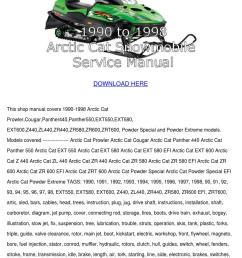 arctic cat repair diagram [ 1060 x 1500 Pixel ]