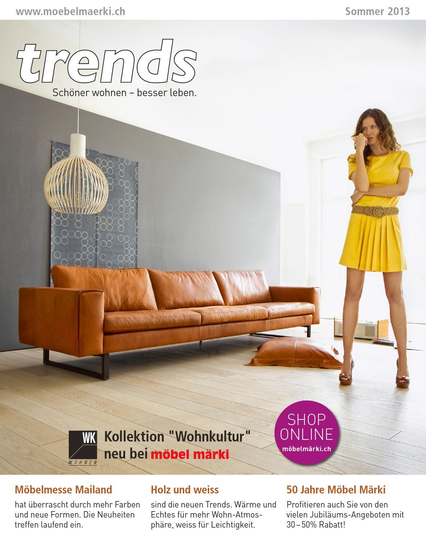 Möbel Märki Outlet Jona Wohnwand Entspannt Online Einkaufen