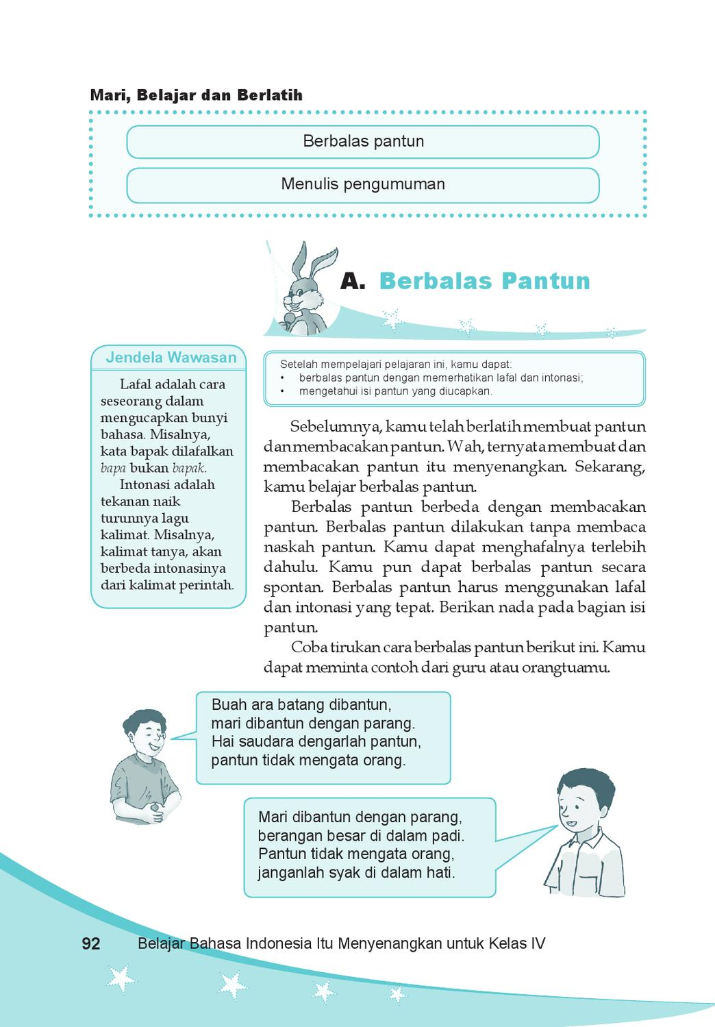 Intonasi Adalah : intonasi, adalah, Kelas, Belajar, Bahasa, Indonesia, Ismail, Herawati, Issuu