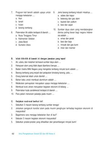 Tuliskan 3 Macam Kegiatan Ekonomi : tuliskan, macam, kegiatan, ekonomi, Kelas, Pengetahuan, Sosial, Sutoyo, Herawati, Issuu