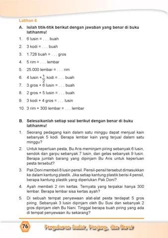 1 Kodi Brp : Kelas, Matematika, Yuniarto, Herawati, Issuu