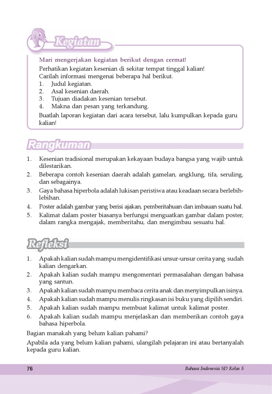 Contoh Kesenian Tradisional : contoh, kesenian, tradisional, Kelas, Bahasa, Indonesia, Samidi, Herawati, Issuu