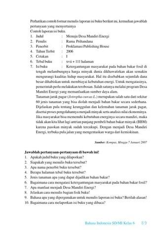 Contoh Isi Buku : contoh, Kelas, Bahasa, Indonesia, Marheni, Herawati, Issuu