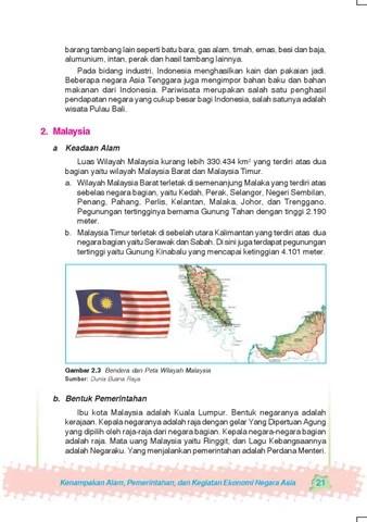 Negara Bagian Malaysia : negara, bagian, malaysia, Kelas, Pengetahuan, Sosial, Suranto, Herawati, Issuu