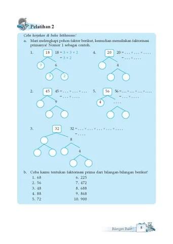 Contoh Faktorisasi : contoh, faktorisasi, Kelas, Matematika, Priyo, Herawati, Issuu