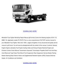 wiring diagram mitsubishi canter wiring diagram fuse box source mitsubishi fuso fighter fk fm [ 1060 x 1500 Pixel ]