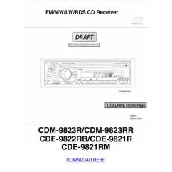 Alpine Cda 9856 Wiring Diagram 1990 Honda Accord Brake Light 9886 30 Images