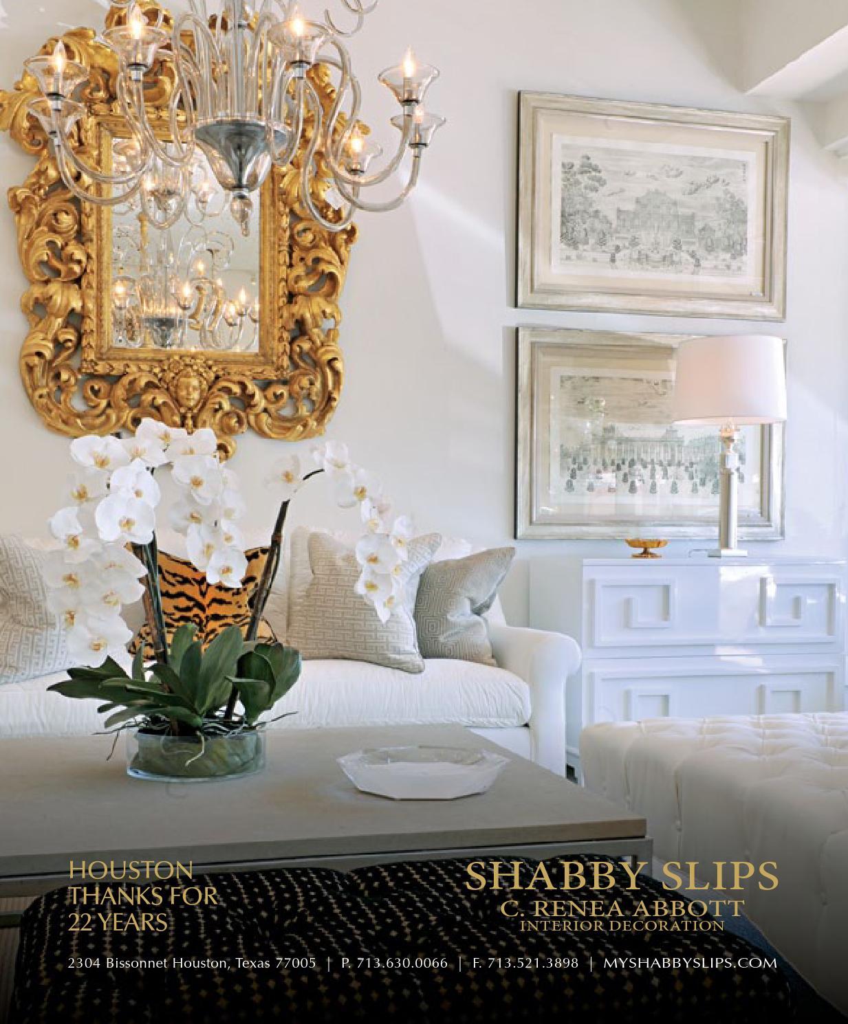 Shabby Slips Houston : shabby, slips, houston, Issuu, SANDOW®