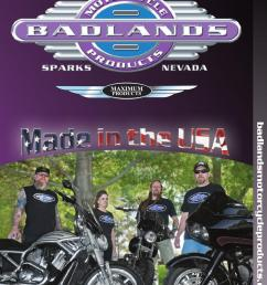 2009 badlands motorcycle products catalog by pitbulls motorcycles issuu [ 1156 x 1496 Pixel ]