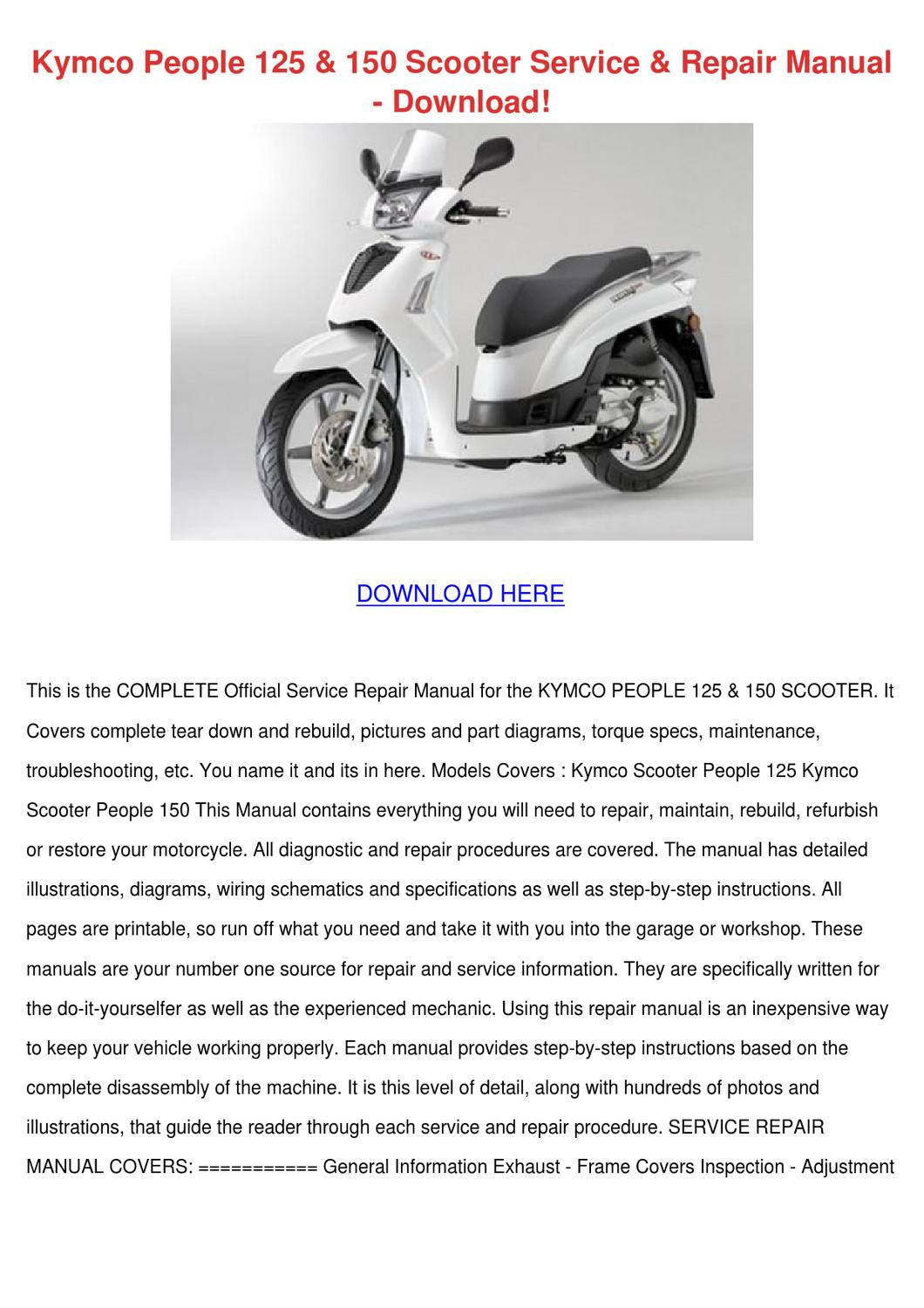 hight resolution of kymco person 150 wiring diagram