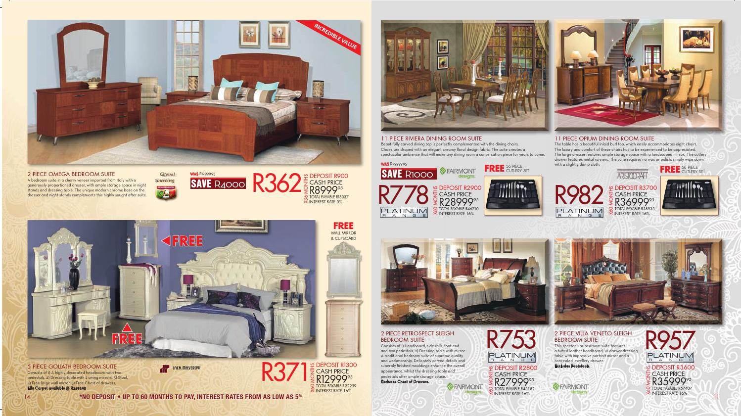 Akhona Furniture Dining Room Suites