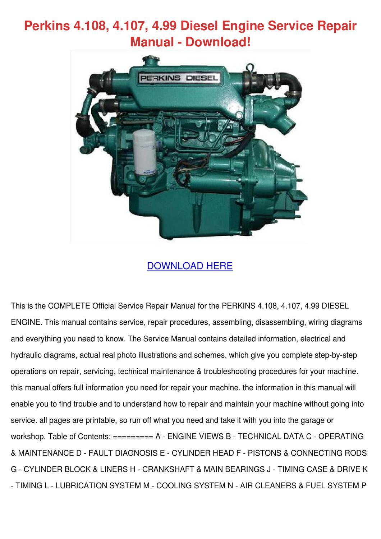 hight resolution of perkin diesel wiring diagram