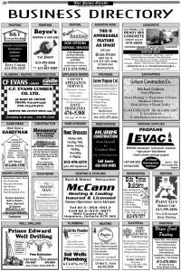 Picton Gazette July 4 2013 by The Picton Gazette - Issuu