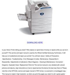 xerox phaser 5550 5500 service manual repair [ 1060 x 1500 Pixel ]