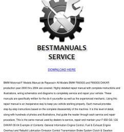 bmw f650gs gs dakar manual de reparacion 2000 [ 1060 x 1500 Pixel ]