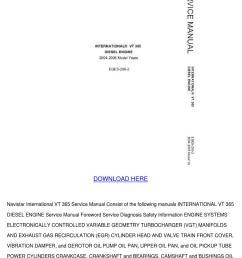 navistar international vt 365 service manual by latricekaminski issuu rh issuu com international [ 1060 x 1500 Pixel ]
