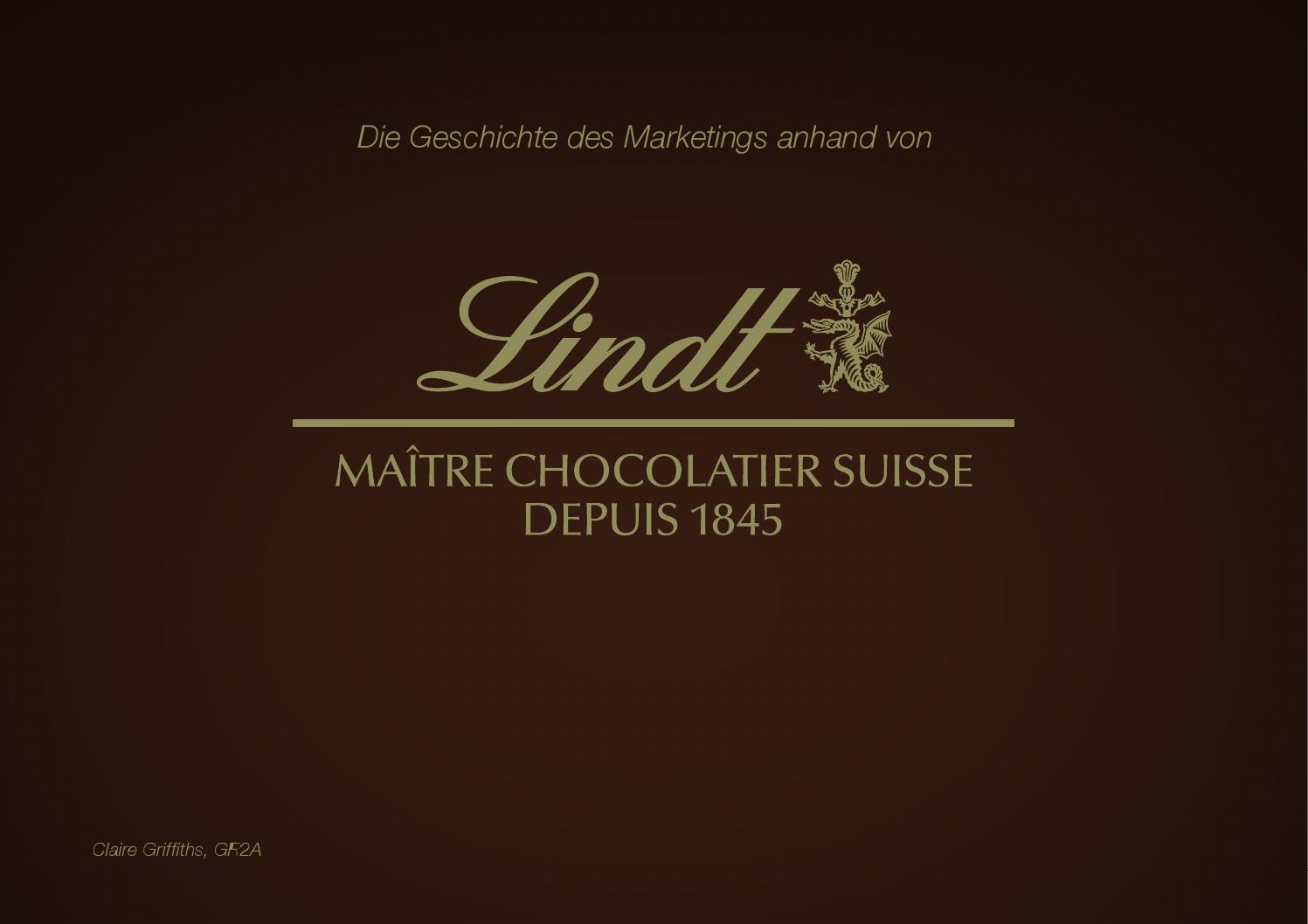Geschichte des Marketings by Claire Griffiths  Issuu