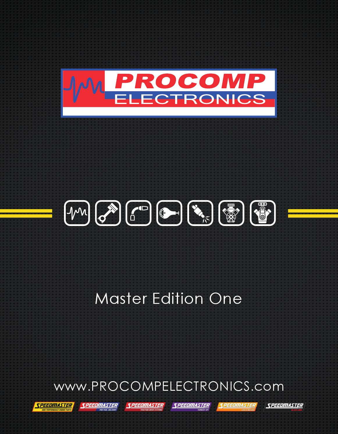 hight resolution of procomp electronics catalog master edition one by studio eightysix issuu