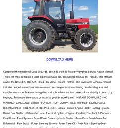 case 385 tractor wiring diagram wiring diagram case 385 tractor wiring diagram source case ih 485  [ 1060 x 1500 Pixel ]