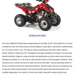 All Atv Wiring Diagram 2010 Troy Bilt Bronco Chinese Service Manuals For Loncin Engine Powered Atvs