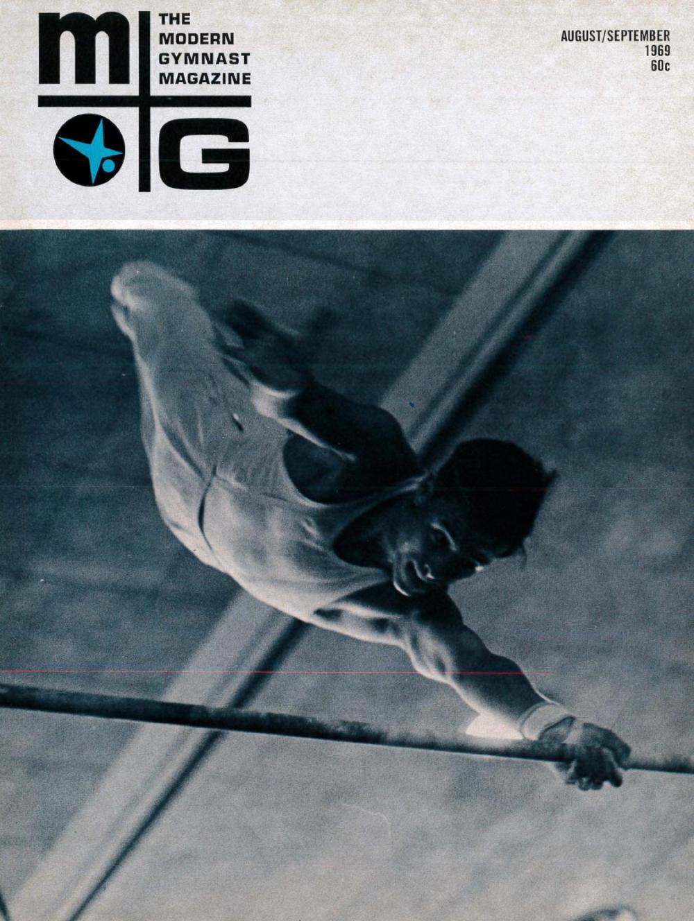 medium resolution of modern gymnast august september 1969
