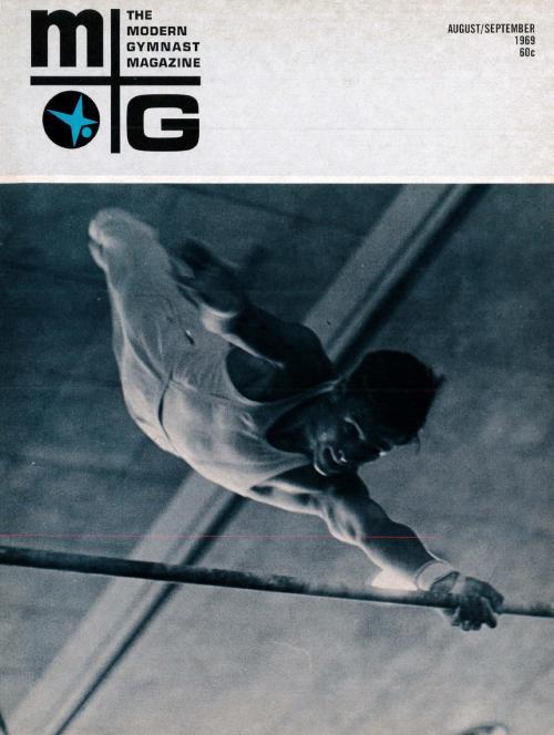 small resolution of modern gymnast august september 1969