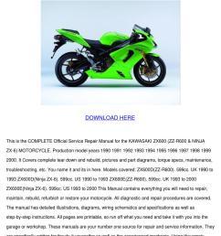 kawasaki zx600 zz r600 ninja zx 6 motorcycle [ 1060 x 1500 Pixel ]