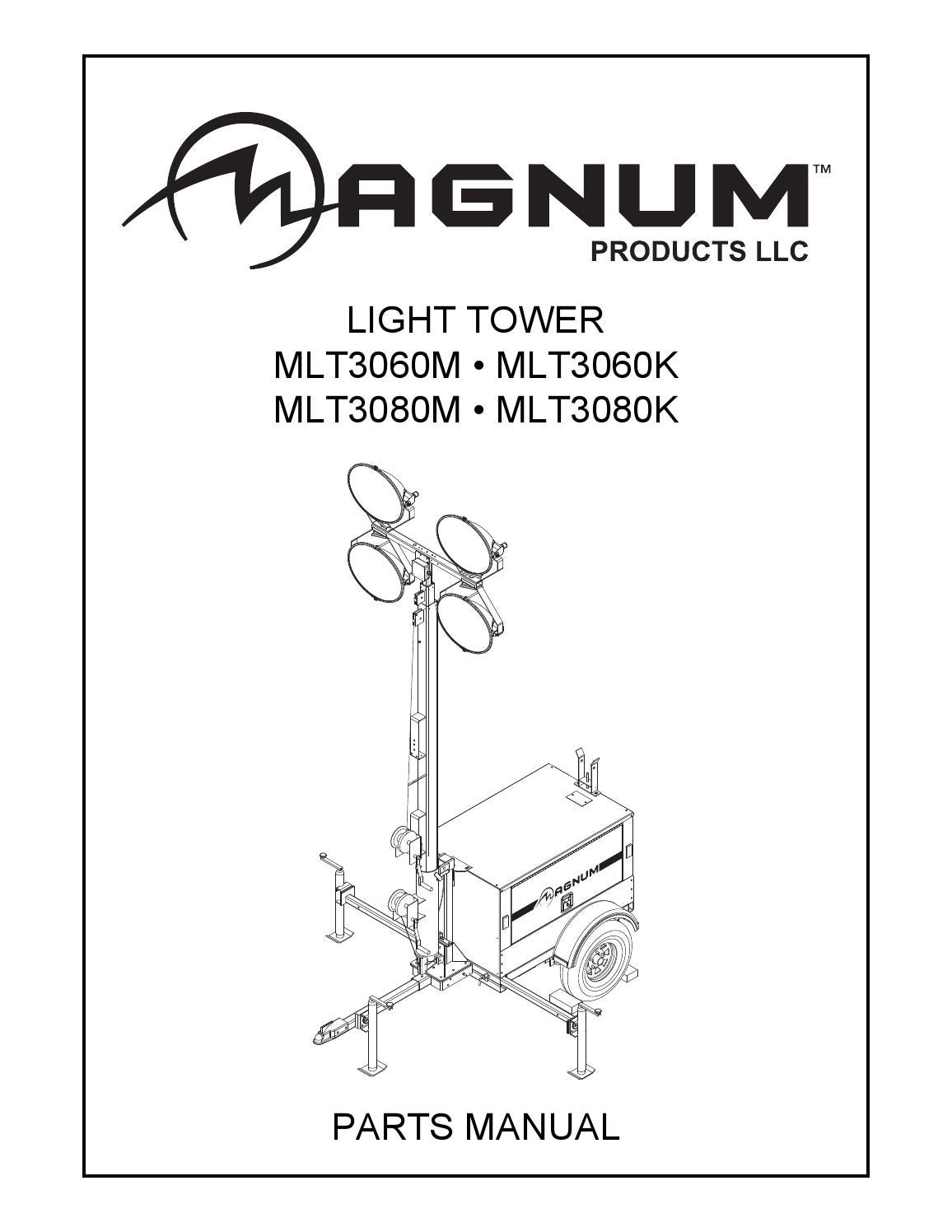 Magnum Light Tower Wiring Diagram : 33 Wiring Diagram