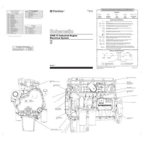 small resolution of perkin diesel wiring diagram