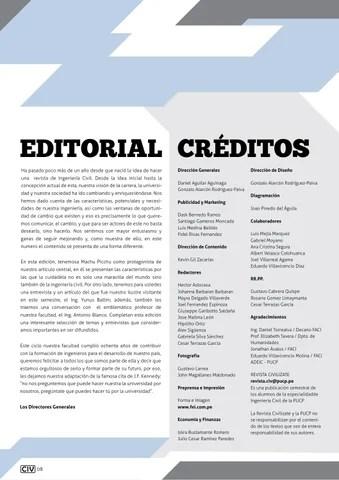 Revista CIV  Segunda Edicin by Revista CIV  Issuu