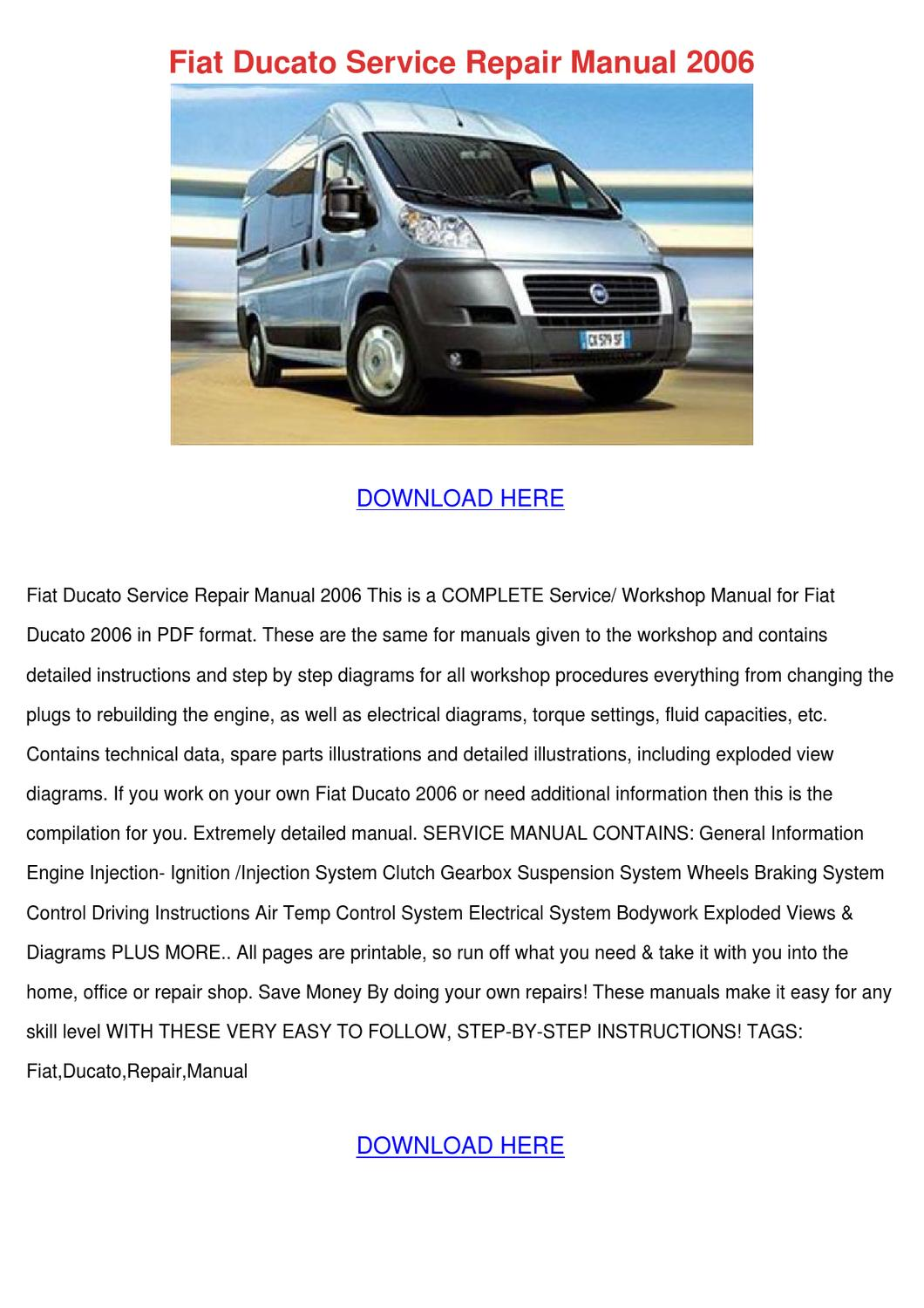hight resolution of wiring diagram fiat ducato 2006