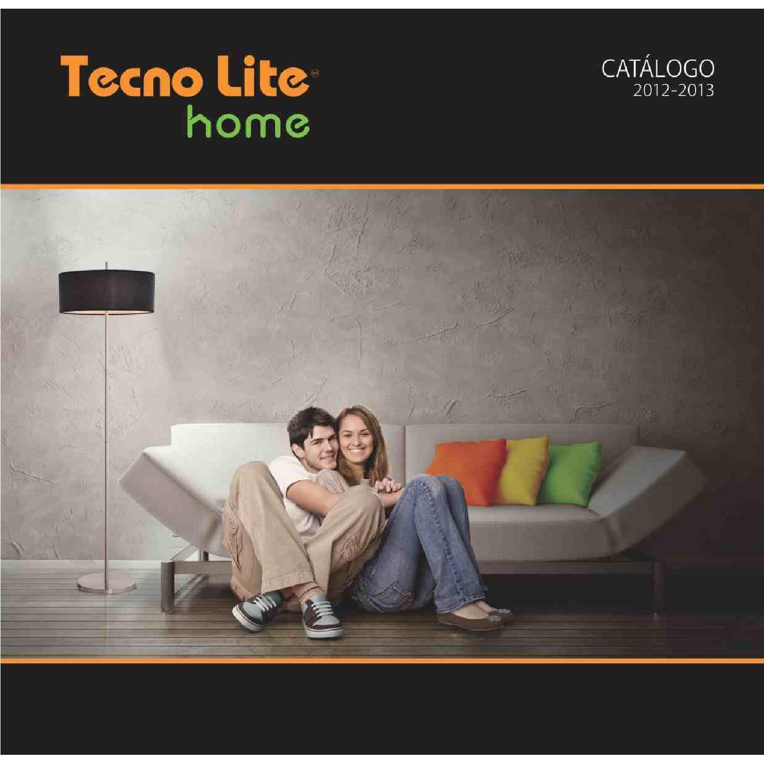 CATALOGO TECNOLITE 2012 PDF