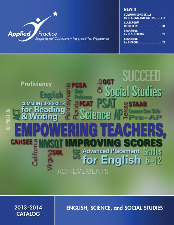 Fall 2013 2014 Catalog Applied Practice - Issuu