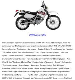 motorcycle electric starter wiring diagram [ 1060 x 1500 Pixel ]