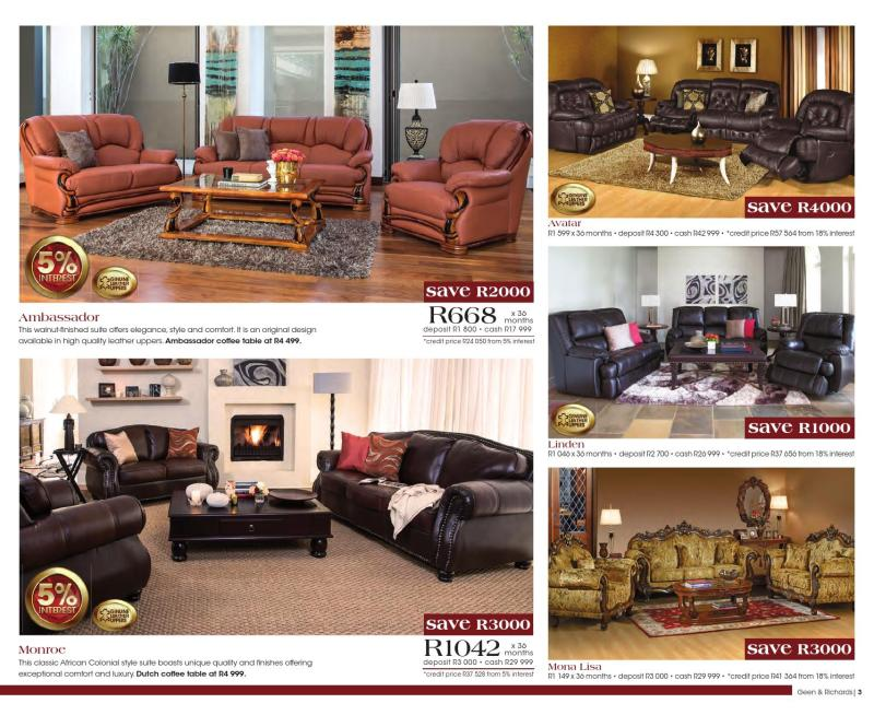 Geen And Richards Bedroom Suites Catalogue Homedesignview Co Beares Furniture South Africa Page 2 Stylish Lounge