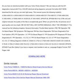 download volvo penta efi diagnostic manual by edmundcyr issuu 5 0 gxi wiring diagram  [ 1058 x 1497 Pixel ]