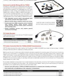 200 4r transmission wiring [ 1147 x 1490 Pixel ]