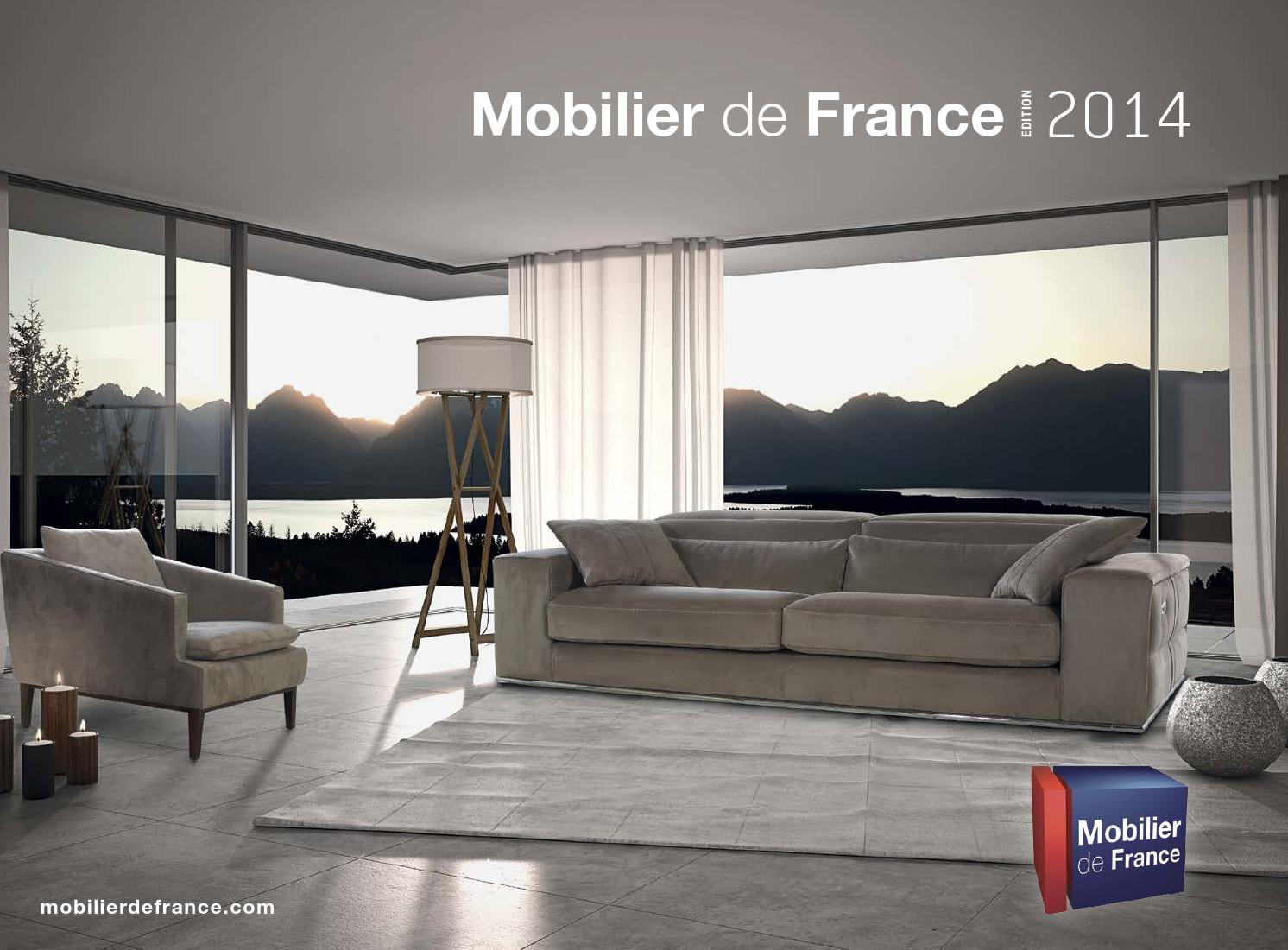 catalogue mobilier de france 2014 by