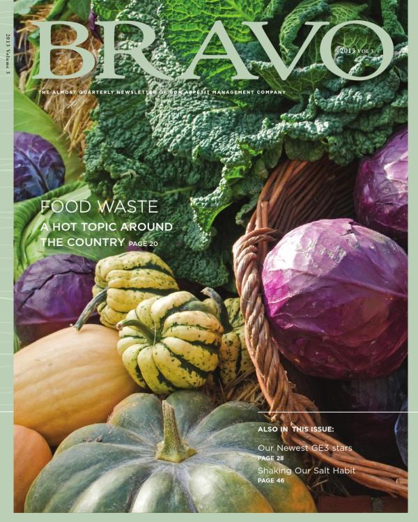 Bravo 2014 Volume 2 Compass Group Usa Issuu - Year of Clean