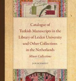 catalogue of turkish manuscripts in the library of leiden university and other collections in the n by mayita issuu [ 983 x 1499 Pixel ]