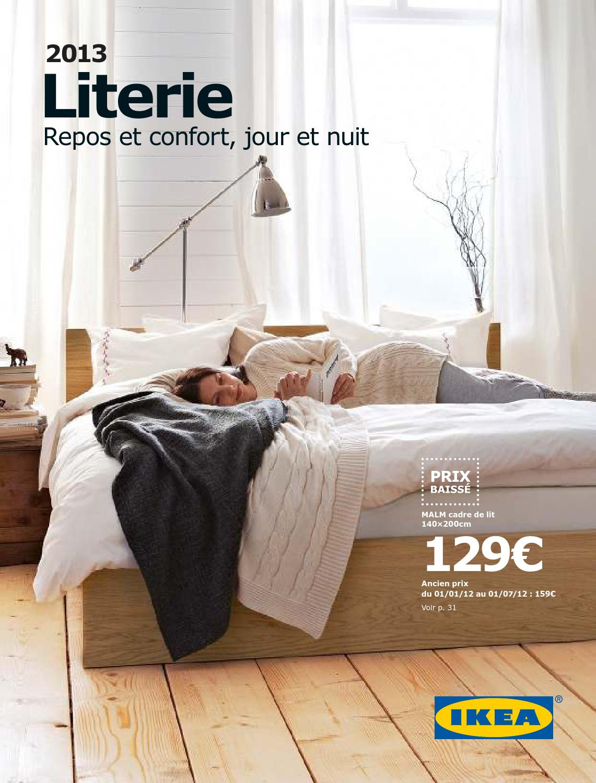 ikea france literie 2013 by morgi