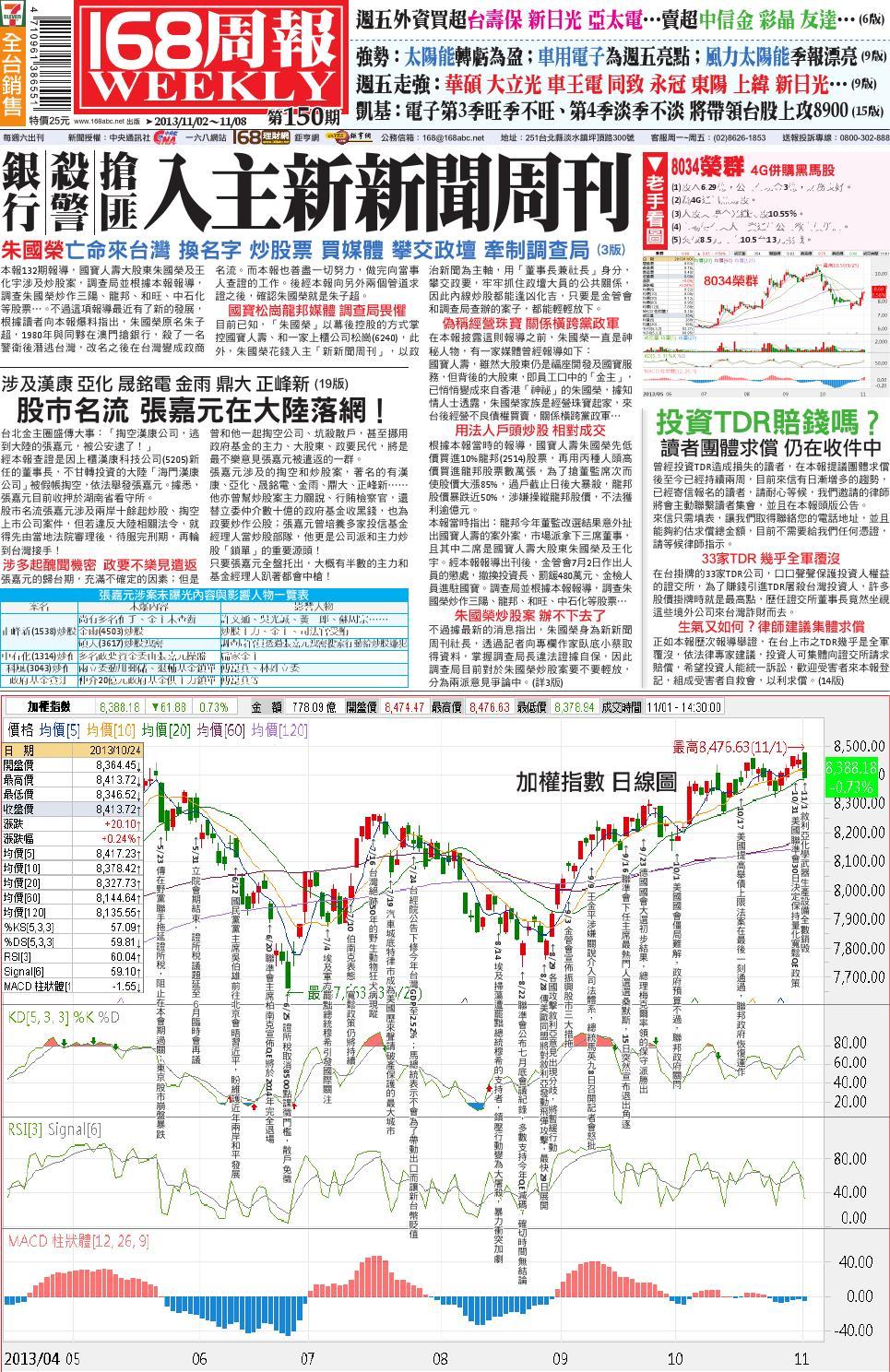 No 150 by 168網站股份有限公司 - Issuu