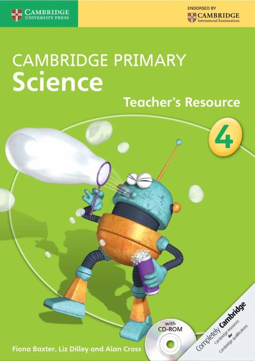 small resolution of Cambridge Primary Science Teacher's Resource 4 by Cambridge University  Press Education - issuu