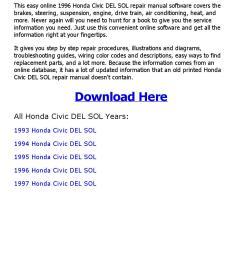 1994 honda del sol service manual [ 1156 x 1496 Pixel ]