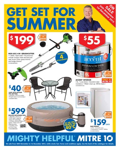 hanging chair mitre 10 target grey mitre10 get set for summer catalogue by echo publications issuu